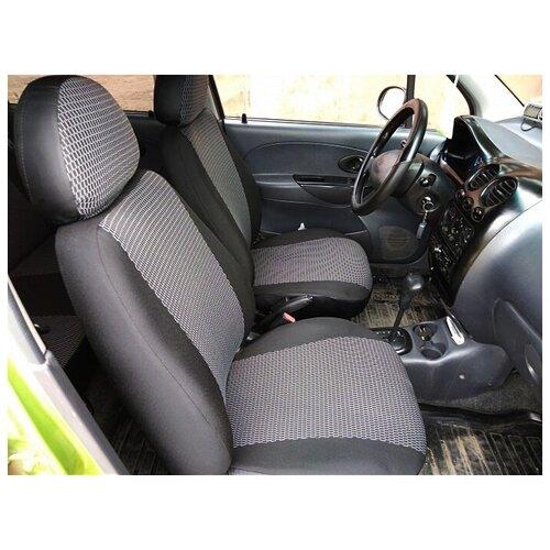 Чехлы из Жаккард для Nissan Juke, с 2011 г.