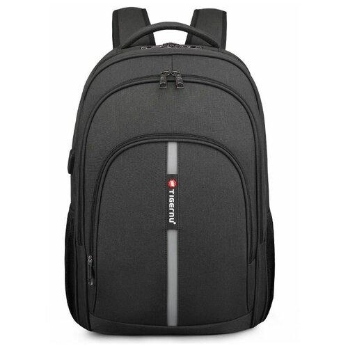 Рюкзак Tigernu T-B3893 черный рюкзак tigernu t b3655 черный 15 6
