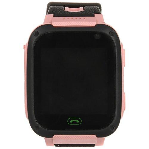 Фото - Детские умные часы Beverni S4, розовый умные часы beverni smart watch t58 серебристый