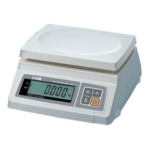 Весы порционные CAS SW-20 (DD) cas лабораторные весы cas xe 600