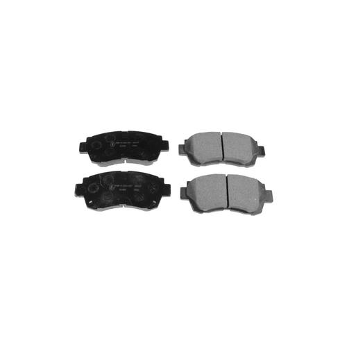 NIBK pn1228 (044 / 04465 / 0446506020) колодки тормозные дисковые Toyota (Тойота) verossa 2.0 2000 - 2003 Toyota (Тойота) altezza 2.0 1999 - 2005 Toyota (Тойота) br