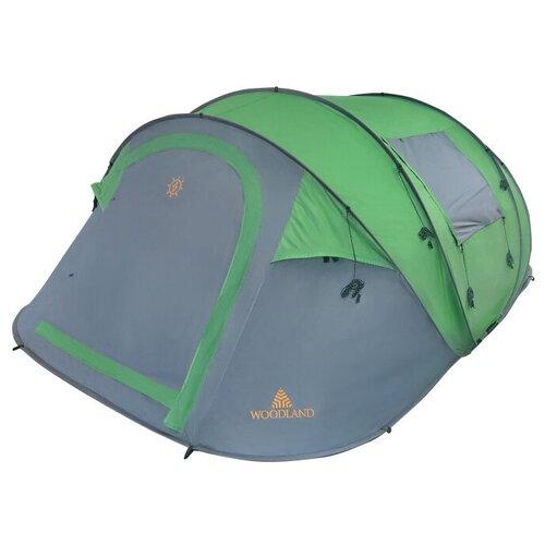 Палатка WoodLand Solar Quick 3 палатка tramp lite twister 3