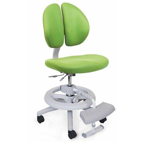 Детское кресло Mealux Duo-Kid Plus зеленый