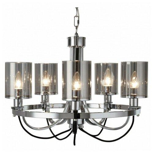 Подвесная люстра Arte Lamp Ombra A2995LM-5CC подвесная люстра arte lamp a9123lm 5cc
