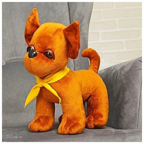 Бока Мягкая игрушка «Собачка Чи-Хуа-Хуа», 35 см