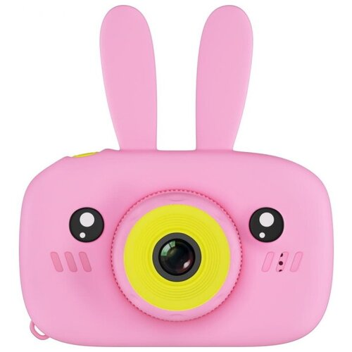 Фото - Детский фотоаппарат Зайчик Розовый / Kids Camera Rabbit Pink детский цифровой фотоаппарат собачка розовый kids camera pink