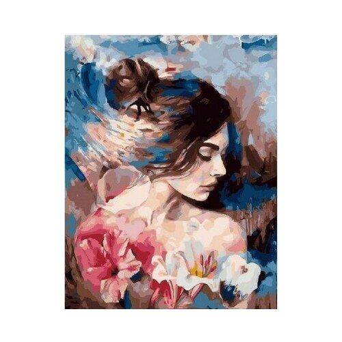 Купить Картина по номерам на холсте Paintboy Очарование , 40х50 см, GX-23272, Картины по номерам и контурам