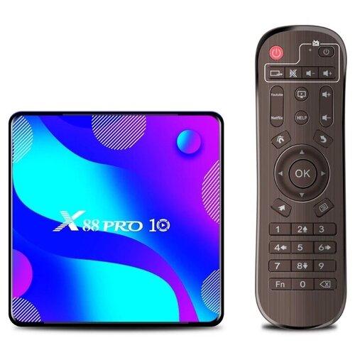 Смарт ТВ приставка Android TV Box Vontar X88 Pro 10 2/16GB
