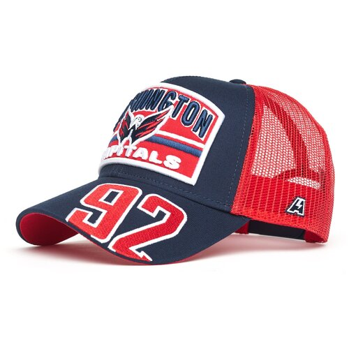 Бейсболка Atributika&Club Вашингтон Кэпиталз 31321