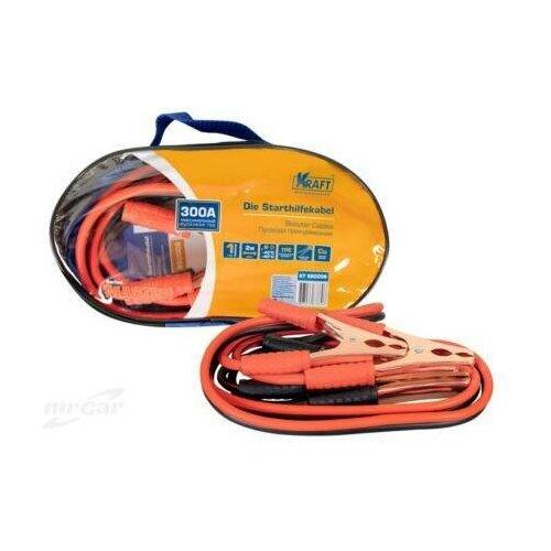 KRAFT KT880006 Пусковые провода 300A Master KT880006