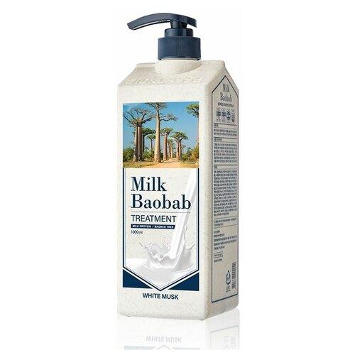 Купить MilkBaobab PWM Бальзам для волос MilkBaobab Perfume Treatment White Musk (500 мл), Milk Baobab