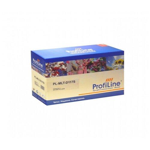 Фото - Картридж PL-MLT-D117S для принтеров Samsung SCX-4650, 4655FN 3000 копий ProfiLine картридж profiline pl mlt d209l для samsung scx 4824fn 4828fn 5000стр