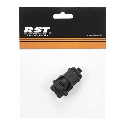 Запчасти для амортизационной вилки RST регул-р жесткости д/ноги 30 мм для OMEGA 26 series пластик черный RST