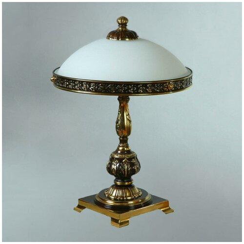 Настольная лампа Ambiente by brizzi Toledo 02155T/3 PB