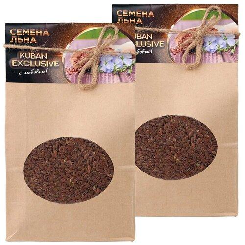 Семена льна 400г 2шт | KUBAN EXCLUSIVE