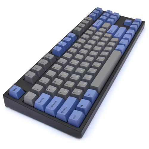 Игровая клавиатура Leopold FC750R PD Grey Cherry MX Silent Red