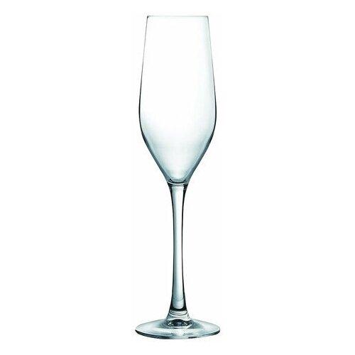 Фото - Набор фужеров для шампанского, 6 штук, 160 мл, стекло, Celeste, LUMINARC, L5829 luminarc набор фужеров для шампанского signature 3 шт 170 мл j9756
