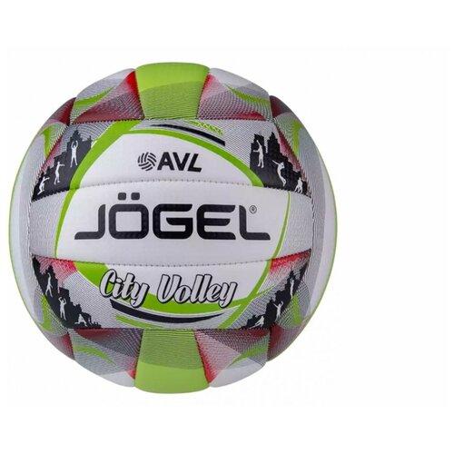 Мяч волейбольный JOGEL City Volley