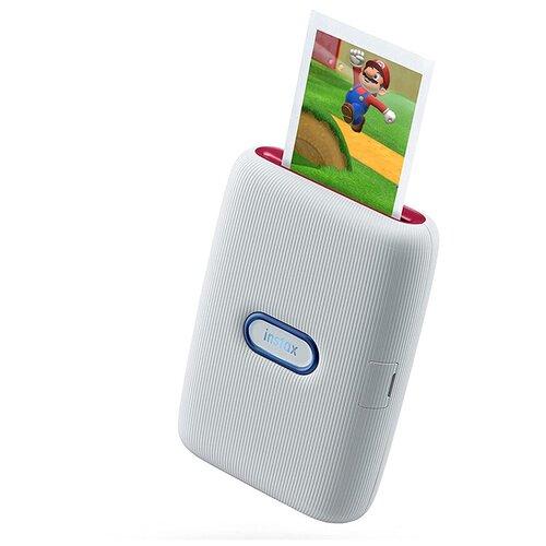 Принтер Fujifilm Instax Mini Link Special Edition Nintendo Switch принтер fujifilm instax mini link pink 16640670