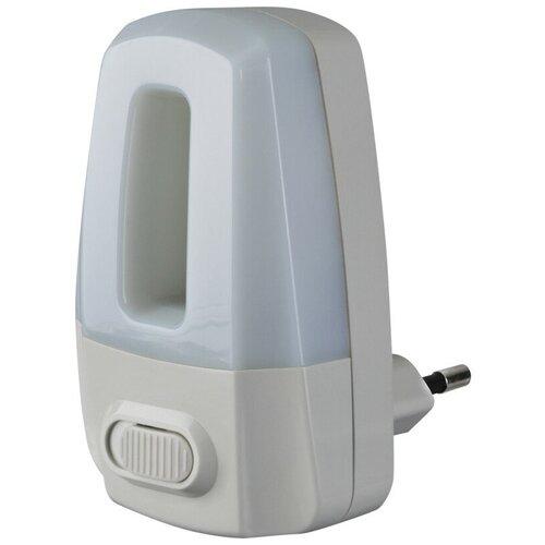 Ночник Navigator 71 972 NNL-SW02-WH, 220В, выключатель, цена за 1 шт.