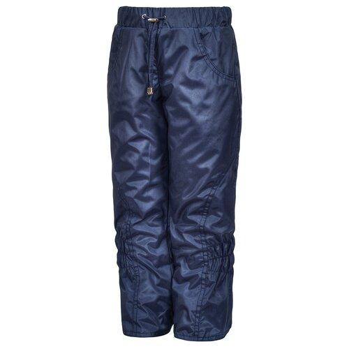 Купить Брюки M&D размер 110, синий, Полукомбинезоны и брюки