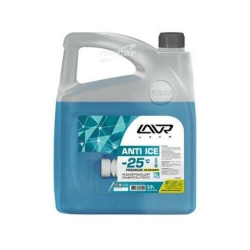 LAVR LN1315 Жидкость стеклоомывающая зимняя -25C 3.9л LAVR Anti Ice