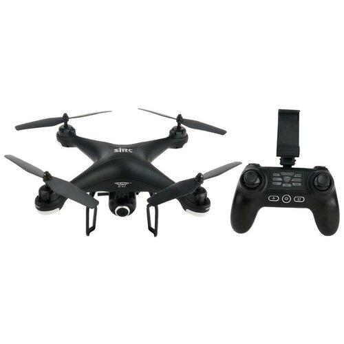 Квадрокоптер - Aosenma SJ-S20W (регулируемая камера 1080P, двойной режим GPS, Follow Me, удержание высоты) Черный