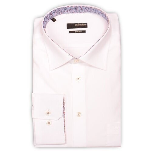Рубашка Seidensticker размер 41 белый