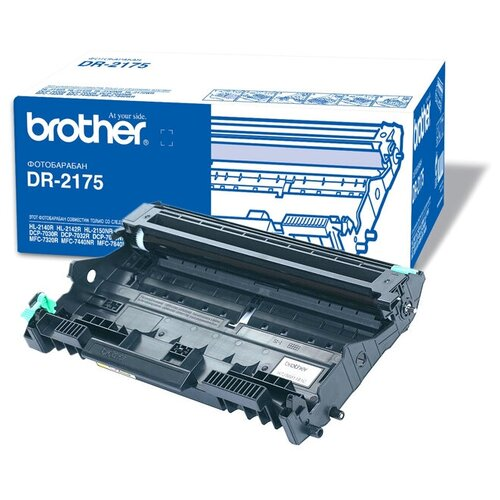 Фото - Фотобарабан BROTHER DR-2175 Black фотобарабан brother dr 5500
