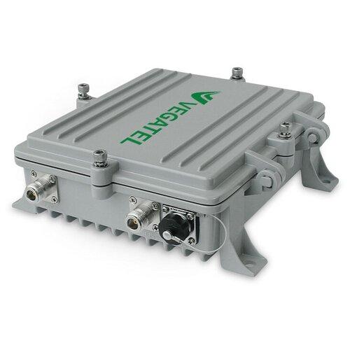 Усилитель сотовой связи 2G и интернета 3G автомобильный. Репитер VEGATEL AV2-900E (для транспорта)