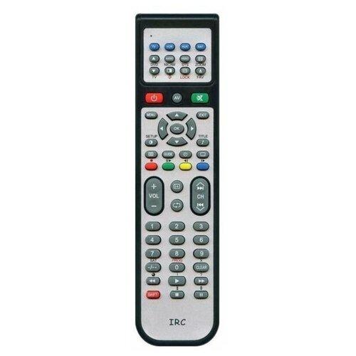 Фото - Пульт ДУ универсальный IRC Hitachi 07F TV, VCR, AUX пульт ду универсальный irc beko 47f tv