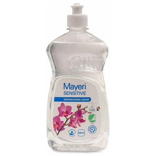 Средство для мытья посуды Mayeri Sensitive 0.5л Эстония