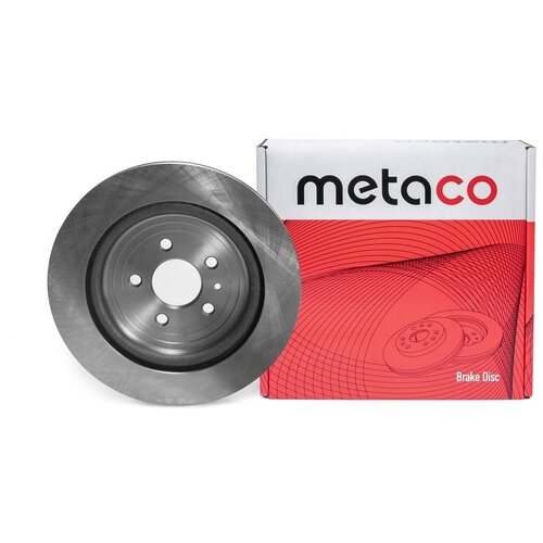 Диск тормозной задний Metaco 3060-234