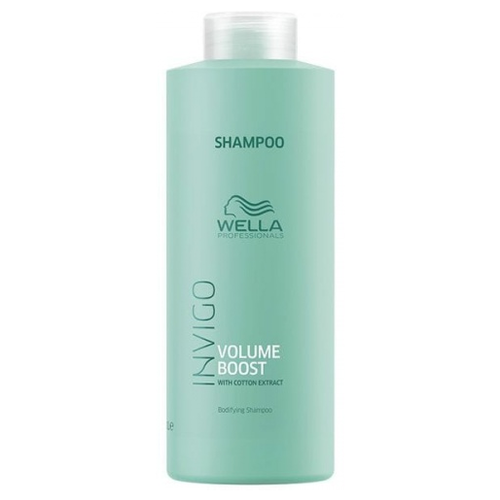 Купить Wella Invigo Volume Boost Shampoo Шампунь для придания объема 1000 мл, Wella Professionals