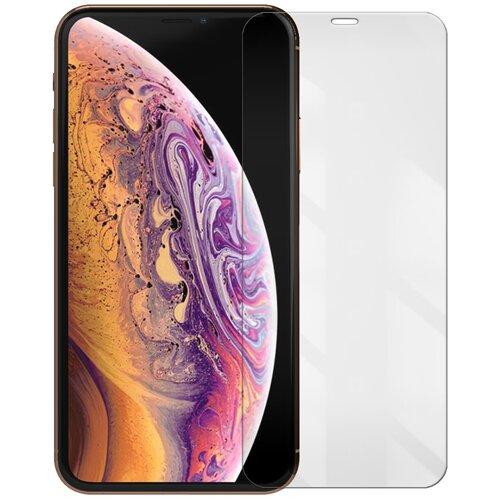 Защитное стекло для Apple iPhone X;iPhone XS;iPhone 11 Pro / айфон хс;айфон х;айфон 11 про / Закаленное стекло на плоскую часть дисплея, полный клей