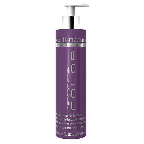 Купить Abril et Nature маска для волос Color, 200 мл, бутылка