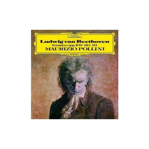 debussy debussymaurizio pollini preludes 2 lp Виниловые пластинки, Deutsche Grammophon, POLLINI, MAURIZIO - Beethoven: Piano Sonatas Nos.30 & 31 (LP)