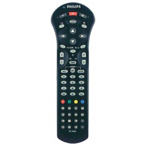 Фото - Пульт RC-8922 для телевизора PHILIPS пульт put6101 60 philips 996596003606 996596002916 tv для телевизора philips