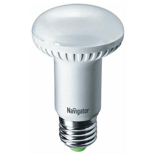 Лампа светодиодная 94 138 NLL-R63-8-230-4K-E27 8Вт 4000К бел. E27 680лм 220-240В Navigator 94138 (упаковка 10 шт)