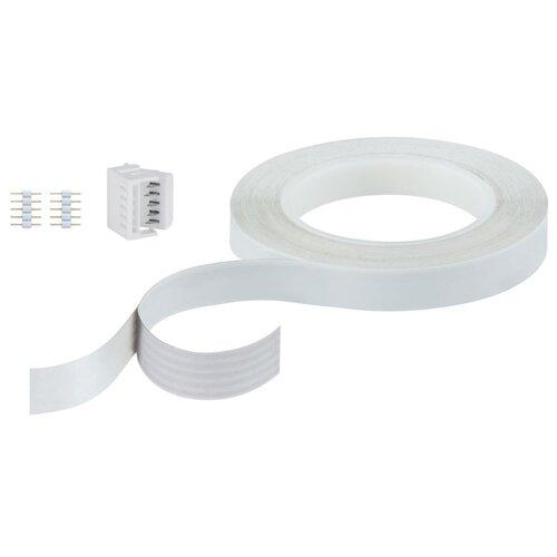 Невидимый соединитель Paulmann MaxLED 5м 24В Белый Пластик Для светодиодных лент 79829 харченко м радиация невидимый убийца