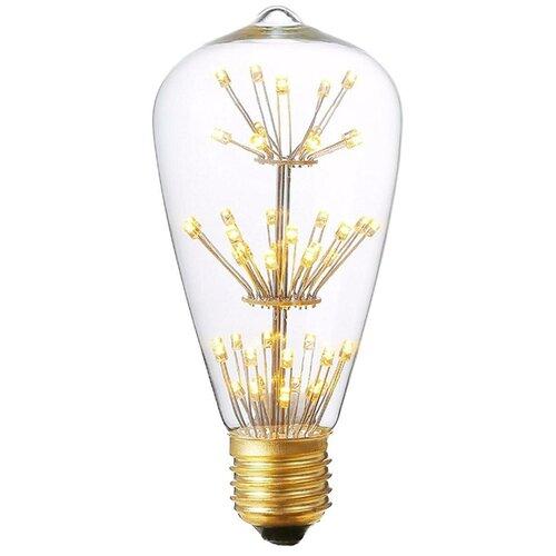 Лампочка накаливания Loft it Edison Bulb ST64-47LED E27 3W