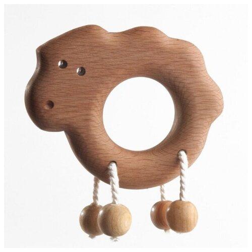 Погремушка -грызунок Барашек
