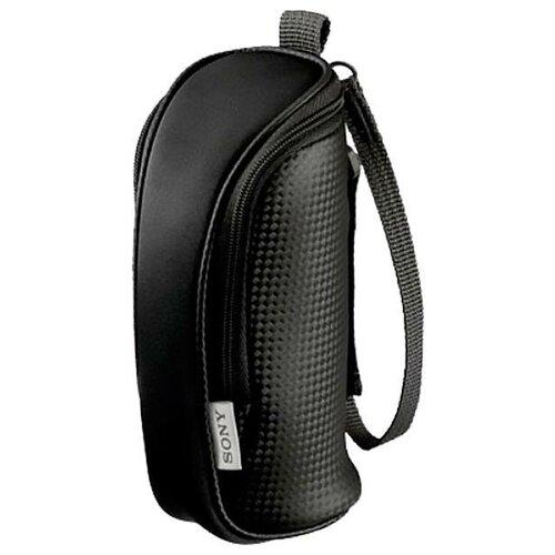 Чехол для видеокамеры Sony LCS-BBE Black защита от воды черный. Внутренний размер 16x6x6 см (LCSBBE.6AE)