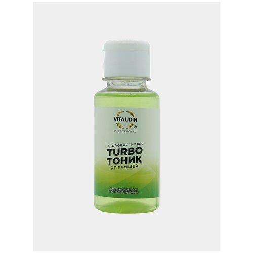 Купить VITA UDIN TURBO тоник от прыщей Здоровая кожа , 100 мл.