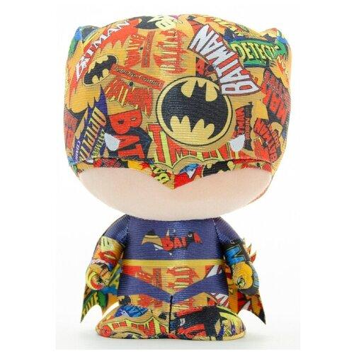 Купить Коллекционная фигурка YuMe Бэтмен / Плюшевая игрушка Бэтмен Logo, 17 см, Игровые наборы и фигурки