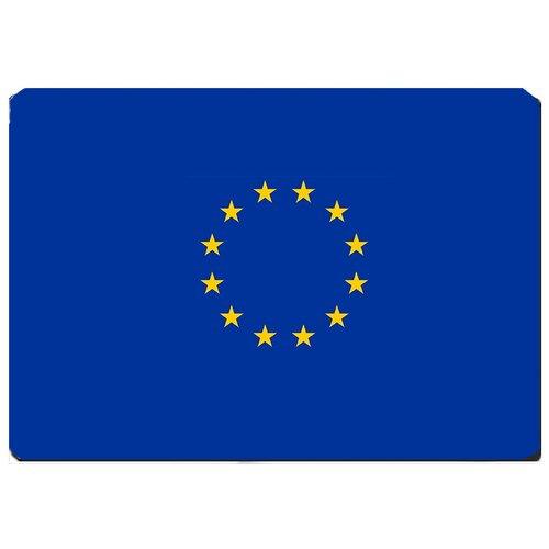 Игровой коврик для мыши флаг Евросоюза