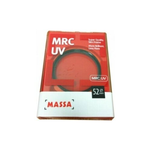 Фото - Светофильтр Massa MRC-UV 52 mm светофильтр massa c pl 52 mm