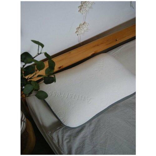 ASVETIDA Velour Antistress 40 х 60 ортопедическая подушка с эффектом памяти