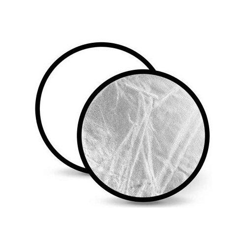 Фото - Отражатель 2 в 1 FST RD-021WS 110 см. белый/серебро отражатель 7 в 1 fst rd071 60x90см