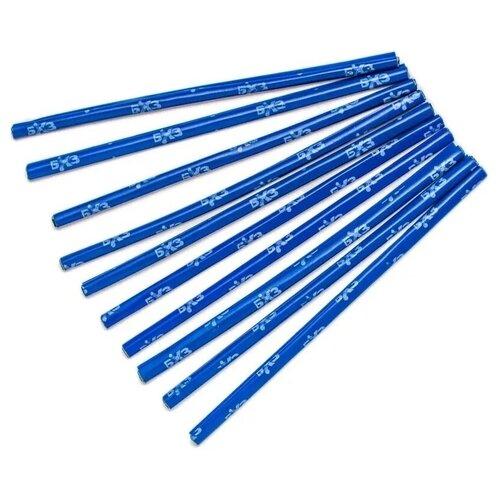 Жгуты резиновые усиленные БХЗ 1020У 6Х4Х200мм, 10шт.